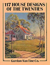 117 House Designs of the Twenties (Dover Architecture)