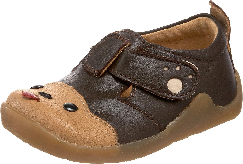 Livie & Luca Pup T-Strap Shoe (Toddler)