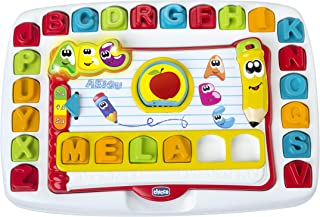 Chicco Learn & Read School Table Toy 3-6Y , Piece of 1