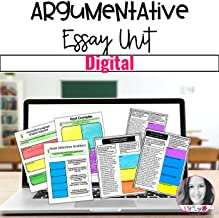 Digital Argumentative Essay Unit