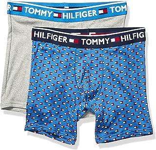 Tommy Hilfiger Men's Underwear 2 Pack Bold Cotton Boxer Briefs