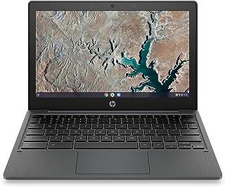 HP Chromebook 11-inch Laptop - MediaTek - MT8183 - 4 GB RAM - 32 GB eMMC Storage - 11.6-inch HD Display - with Chrome OS™...