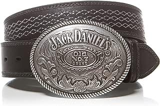 Brand Men's Daniel's Old No. 7 Belt Buckle - 5008JD, Silver