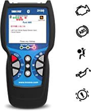 INNOVA Color Screen 3150f Code Reader/Scan Tool with ABS/SRS and Bluetooth for OBD2 Vehicles