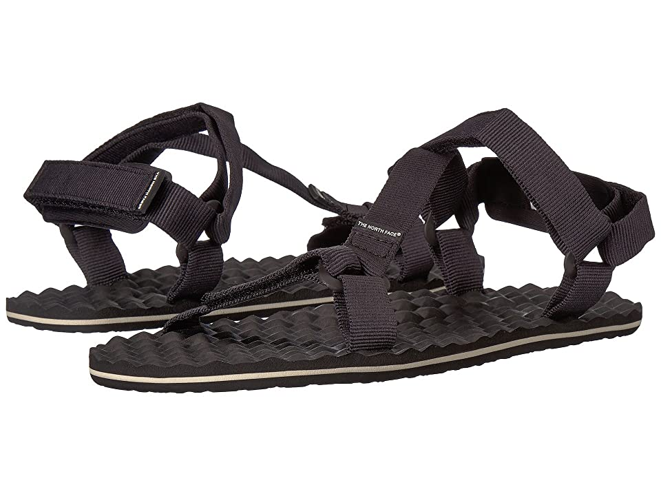The North Face Base Camp Switchback Sandal (TNF Black/Vintage White) Women