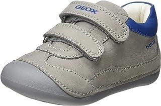 Geox B Tutim A, Sneakers Basses Garçon