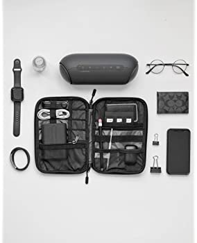 BAGSMART Electronic Organizer Travel Universal Cable Organizer Electronics Accessories Cases for Cable, Charger, Phon...