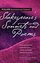 Shakespeare's Sonnets & Poems (Folger Shakespeare Library)
