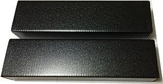 Clip wan ストレイジボックス 800枚収納ボックス ブラック ※組立済み完成品※【2個セット】