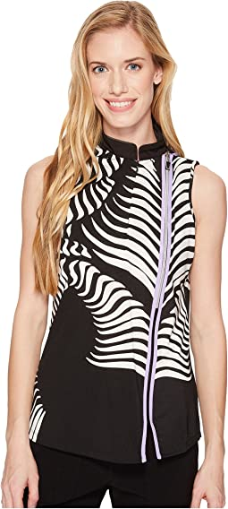 Jamie Sadock - Fern Print Sleeveless top