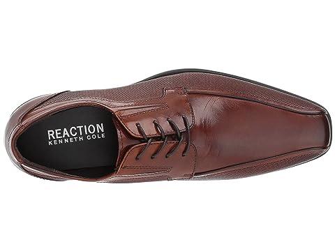 Kenneth Réaction Graham Leathercognac Lacets Cuir B Cole Noir rrqCnT