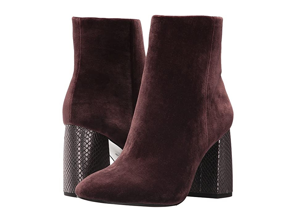 BCBGeneration Allison (Aubergine Velvet) Women