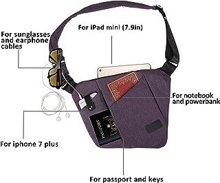 Sling Bag, Shoulder Crossbody Chest Bag Daypacks for Men & Women…