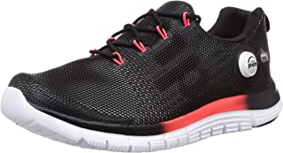 Reebok Zpump Fusion PU Womens Running Trainers - Black