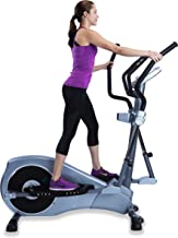 """V-450 Standard Stride 17"""" Programmable Elliptical Exercise Cross Trainer Machine with Adjustable Arms and Pedals and HRC Control Program for Cardio Fitness Strength Conditioning Workout at Home or Gym"""