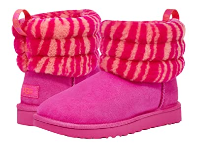 UGG Fluff Mini Quilted (Rock Rose) Women