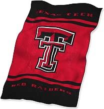 NCAA Texas Tech Ultrasoft Blanket