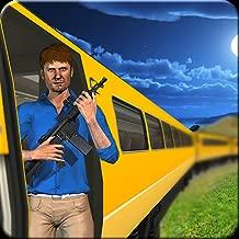 Euro Train Under Attack 2017