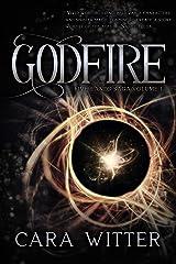 Godfire (Five Lands Saga Book 1) Kindle Edition