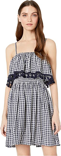 Hayride Gingham Dress