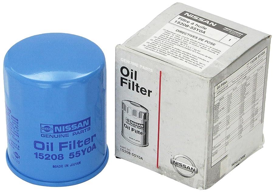 Genuine Nissan (15208-55Y0A) Oil Filter