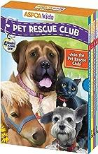 ASPCA Kids: Pet Rescue Club: 4 Book Boxed Set (ASPCA Pet Rescue Club)