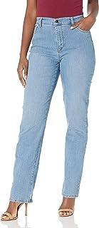Women's Plus Size Amanda Classic High Rise Tapered Jean