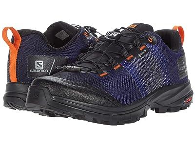 Salomon Out GTX Pro (Clematis Blue/Black/Exuberance) Men