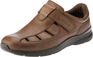 ECCO Men's Irving Shoes, Coffee