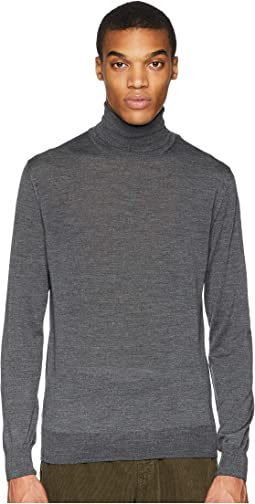 Fine Gauge Turtleneck