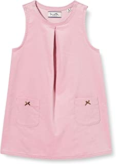 Sanetta Fiftyseven Kleid Dark Rose Robe décontractée Bébé Fille