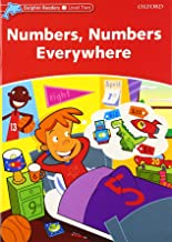 Dolphin Readers: Level 2: 425-Word Vocabulary Numbers, Numbers Everywhere