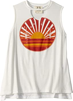 Sunrise Knit Tank Top (Big Kids)