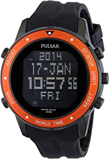 pulsar solar watch battery replacement