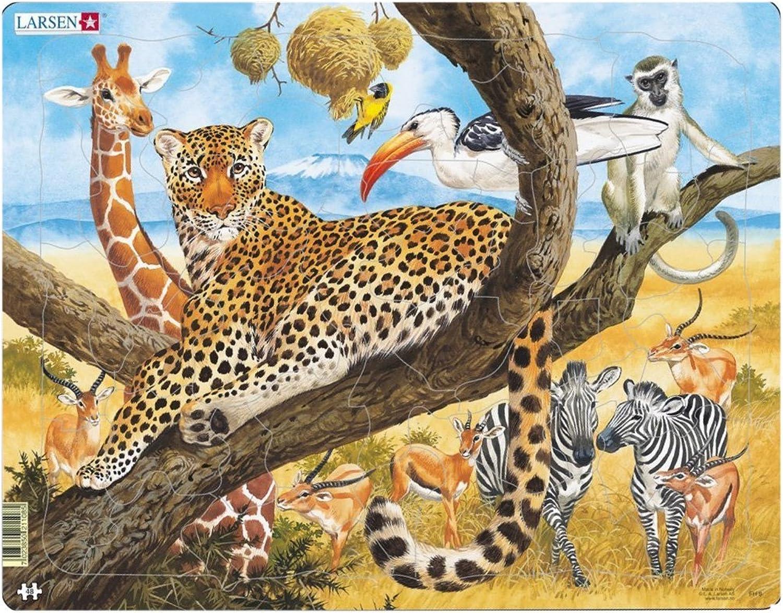 Larsen FH8 Leopard  Puzzle