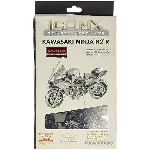 Sharplace 2 x Poign/ée du Guidon Moto Grip en Caoutchouc pour Harley Yamaha Kawasaki Blanc
