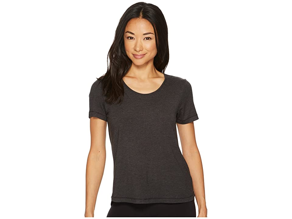 Lole Xandra Top (Black Heather) Women