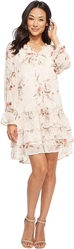 B Collection by Bobeau Bowwie Floral Dress