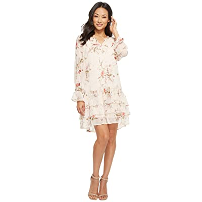 B Collection by Bobeau Bowwie Floral Dress (Botanical Print) Women