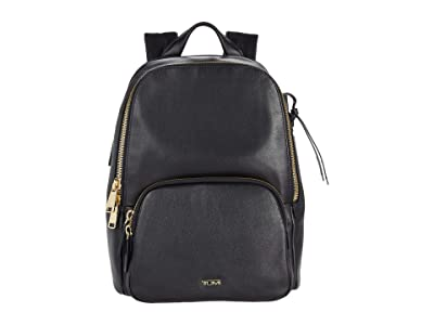 Tumi Voyageur Hannah Leather Backpack