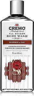 Cremo All Season Body Wash - Bourbon & Oak, 16 ounce