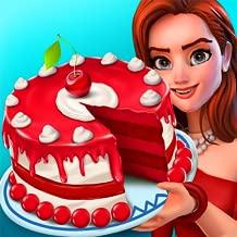 Valentine Love Cake Maker 3D - Real Cook Game