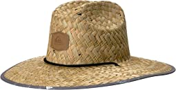 Outsider Straw Lifeguard Hat