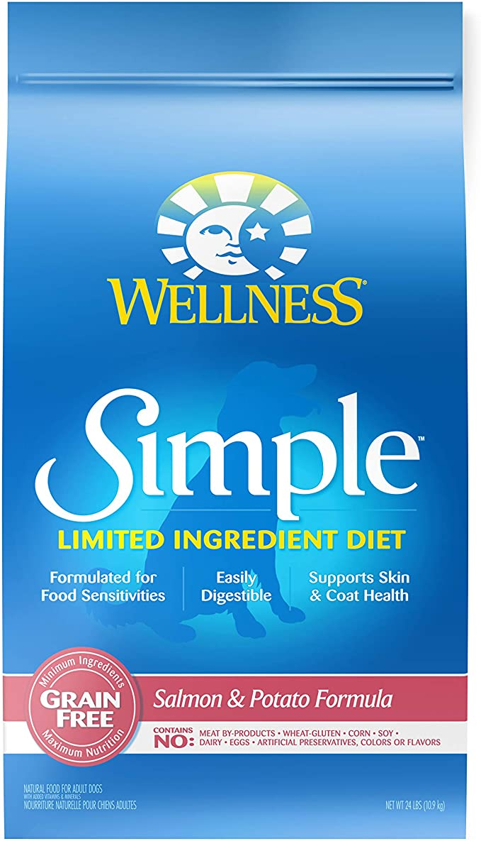 Wellness Simple Natural Grain Free Limited Ingredient Dry Dog Food | Chewy