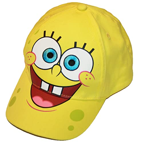 0e8c9e251c8a1 Spongebob Squarepants Little Boys Baseball Hat