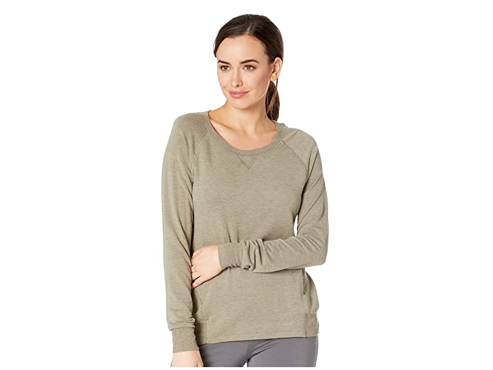 P.J. Salvage Lounge Essentials Top (Olive) Women
