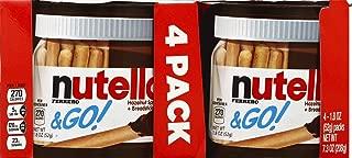 Ferrero Usa Inc Nutella & Go Hazelnut Spread and Breadsticks, 7.3 oz
