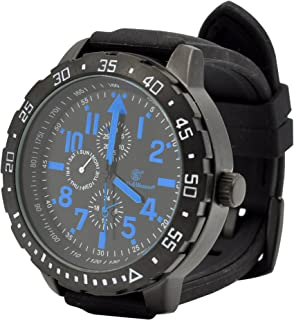 Smith & Wesson SWW877BL-BRK Calibrator Watch Blue