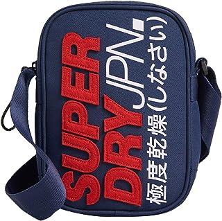 Superdry Herren Montauk Side Luggage-Messenger Bag
