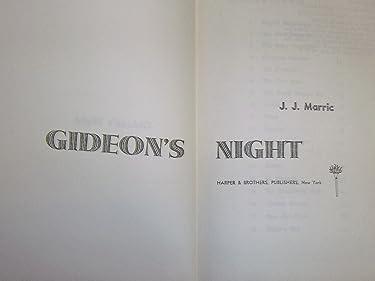 Gideons Night